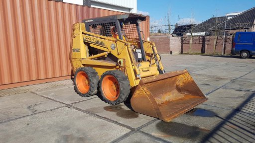 Skid Steer Loader Case 1845 C, 1868 hrs  - Outlet Sales for