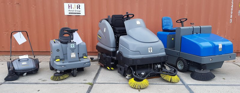 Karcher Professional Cleaning Equipment by HJR Retail Group B.V.