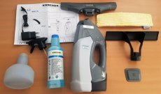 Ramenreiniger Karcher Window Vac WVP 10, set